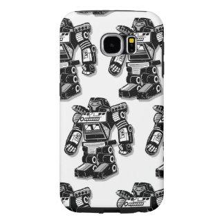 Robot warrior samsung galaxy s6 cases