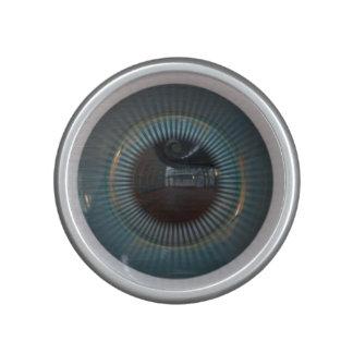 Robotic Eye 1 Speaker