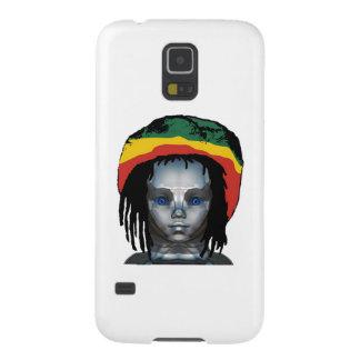 Robotics Rastafarian Galaxy S5 Case