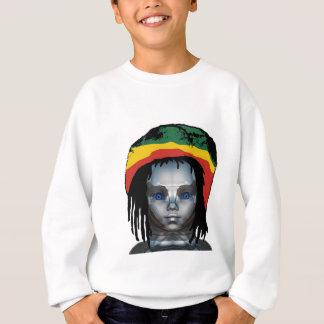 Robotics Rastafarian Sweatshirt