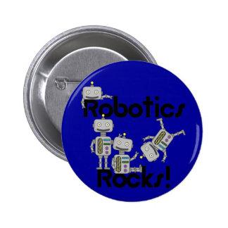 Robotics Rocks Button