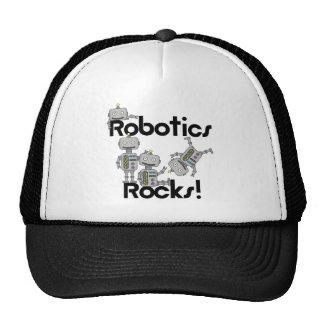 Robotics Rocks Mesh Hats