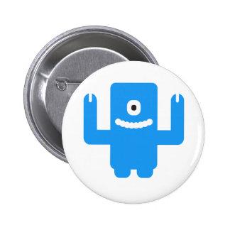 Robotiq 6 Cm Round Badge