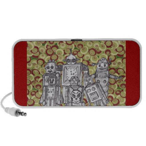 Robots 18 laptop speaker