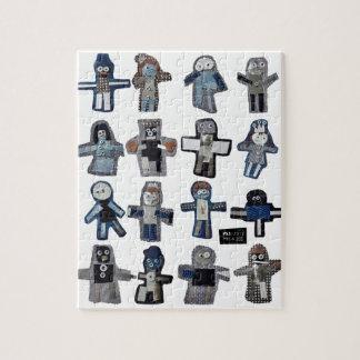 ROBOTS puzzle