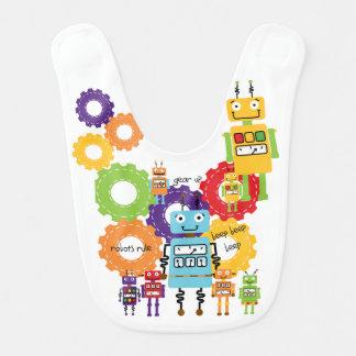 Robots Rule Bib