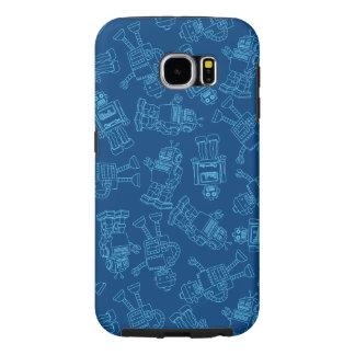 Robots Samsung Galaxy S6 Cases