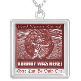 ROBROY Red Necklace