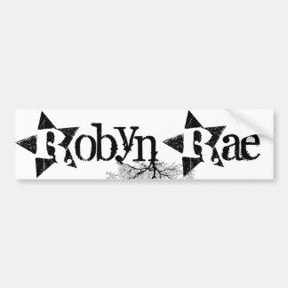 Robyn Rae Bumper Sticker