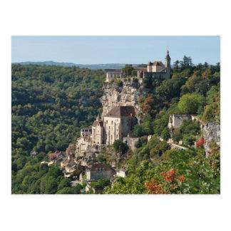 Rocamadour Postcard