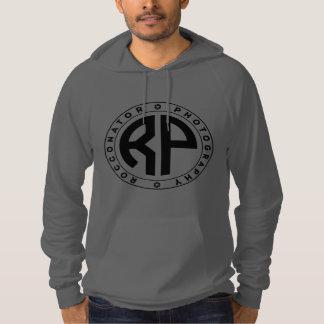 Rocconator Hooded Logo Hoodies