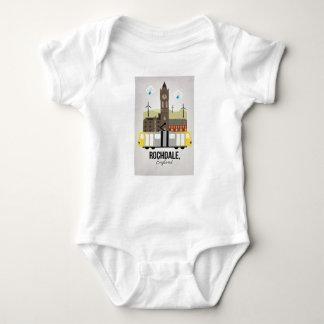 Rochdale Baby Bodysuit