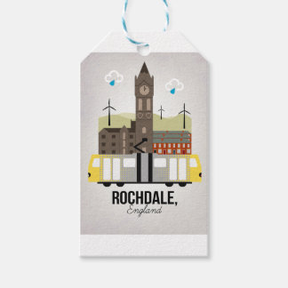 Rochdale Gift Tags