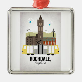 Rochdale Metal Ornament