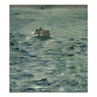 Rochefort's Escape by Edouard Manet Photo Art