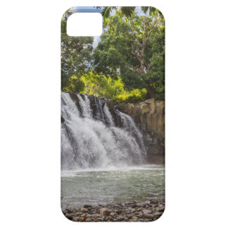 Rochester Falls waterfall in Souillac Mauritius iPhone 5 Cases