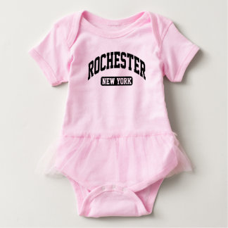 Rochester New York Baby Bodysuit