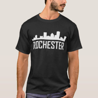 Rochester New York City Skyline T-Shirt