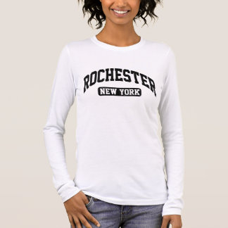 Rochester New York Long Sleeve T-Shirt
