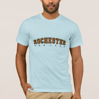 Rochester, New York - Ltrs T-Shirt