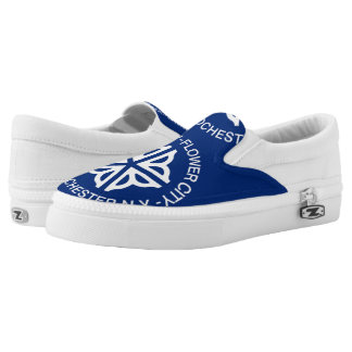 ROCHESTER, NY - .png Printed Shoes