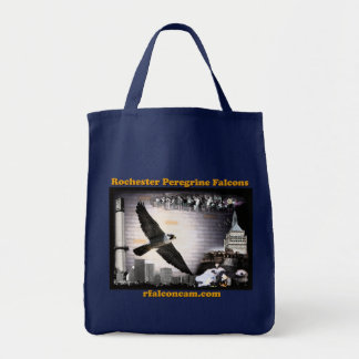Rochester Peregrine Falcons Tote Bag
