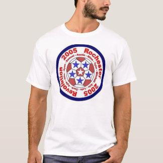 Rochester Revolution Soccer Flag T-Shirt