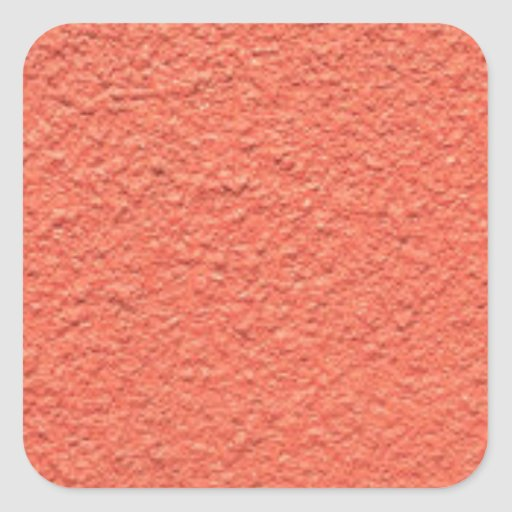 ROCK138 CORAL COLOR ROCK TEXTURE BACKGROUND TEMPLA STICKERS