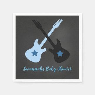 Rock a Bye Rockstar Rock Star Napkins