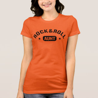 Rock And Roll Aunt T-Shirt