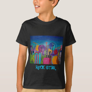 rock and roll city T-Shirt