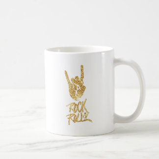 Rock and Roll Coffee Mug