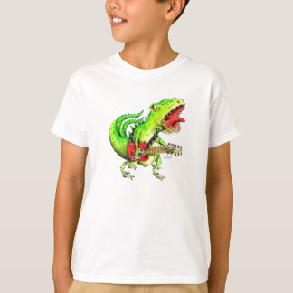 Rock and Roll Dino Shirt