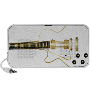 Rock and Roll - Electric White Mini Speaker