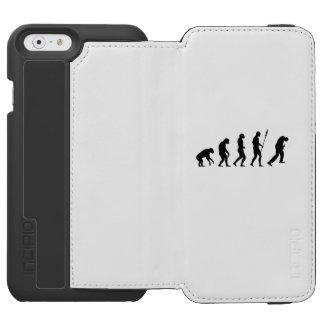 rock and roll evolution incipio watson™ iPhone 6 wallet case