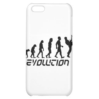Rock and Roll Evolution iPhone 5C Case
