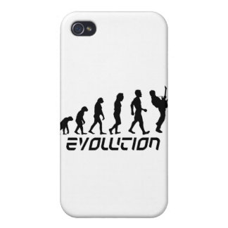 Rock and Roll Evolution Case For iPhone 4
