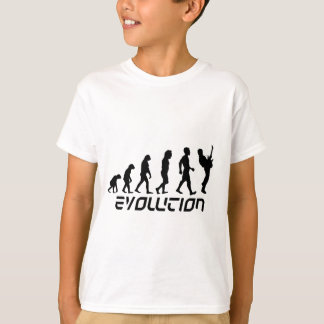Rock and Roll Evolution Shirts