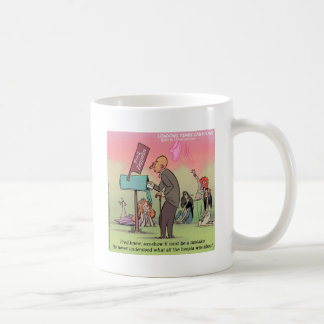 Rock And Roll Fred Funny Coffee Mug