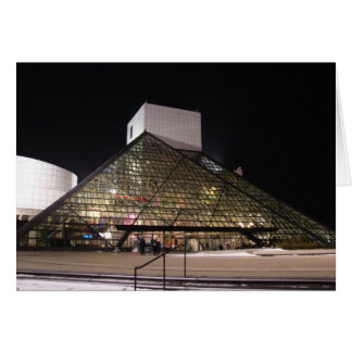 Rock and Roll Hall of Fame Card