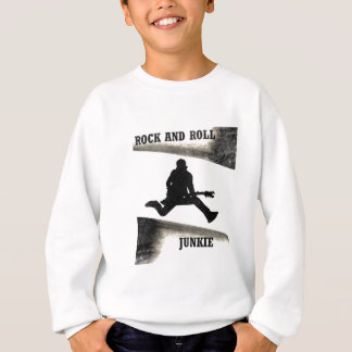 Rock and Roll Junkie Sweatshirt