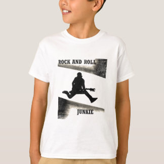 Rock and Roll Junkie T-Shirt