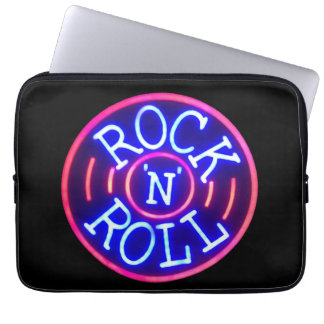 Rock and Roll Laptop Sleeve