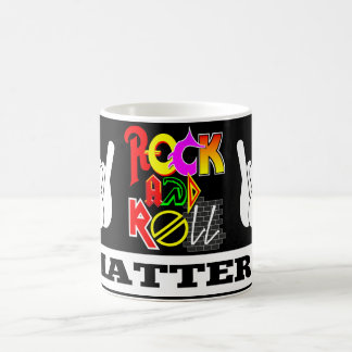 Rock and Roll Matters Mug