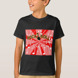 Rock And Roll Noise T-Shirt