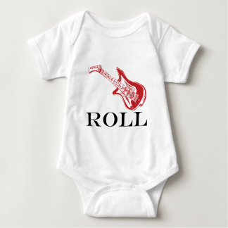 ROCK-AND-ROLL-PART-2 BABY BODYSUIT