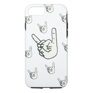 rock and roll phone case