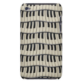 Rock And Roll Piano Keys iPod Touch Case-Mate Case