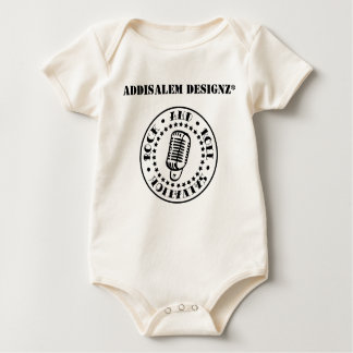 Rock and Roll Salvation Baby Bodysuits