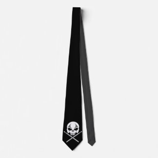Rock and Roll Tie Death Metal Neckties